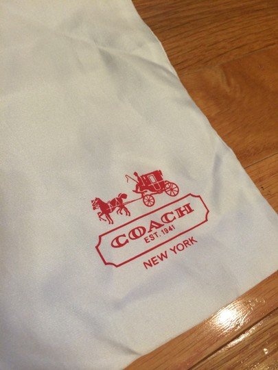 Coach Tote in Large Logo dust bag