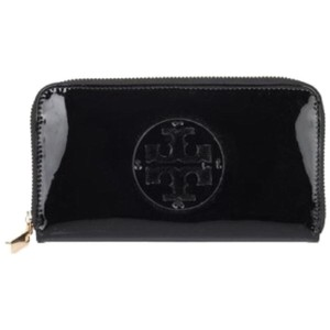 Tory Burch Monogram Zippy Continental Wallet