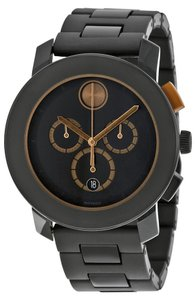Movado Movado Bold Large Chronograph Mens Watch 3600271