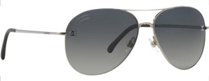 Chanel Chanel Polarized Signature Pilot 4189 Sunglasses
