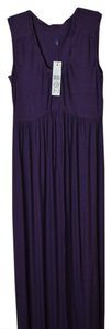 Plum Maxi Dress by Long Tall Sally Maxi Tallgirl