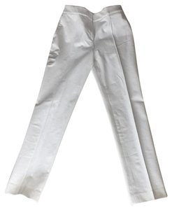 Burberry Skinny Pants white