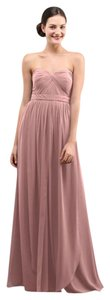 Jenny Yoo Bridesmaid Wedding Chiffon Convertible Dress
