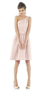 Alfred Sung Pearl Pink Alfred Sung Style D528 Dress
