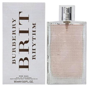 Burberry BURBERRY Brit Rhythm for her 3.0 oz / 90 ml Spray