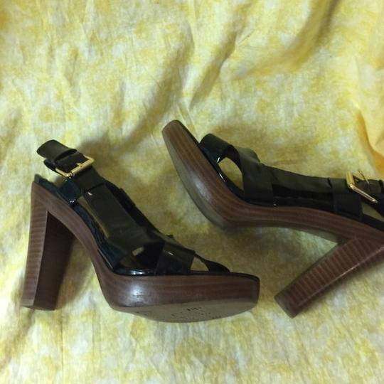 Juicy Couture Never Worn New Black 6 Sandals
