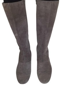 Nine West Boots Grey Boots