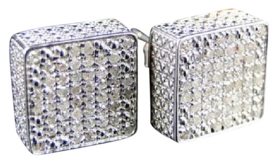 Preload https://img-static.tradesy.com/item/20810945/white-gold-ice-cube-block-mens-diamond-stud-10mm-075ct-earrings-0-1-540-540.jpg