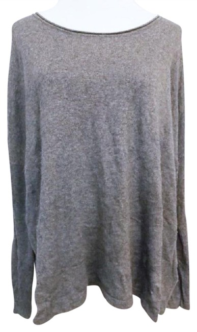 Preload https://img-static.tradesy.com/item/20811100/h-and-m-gray-h-m-lightweight-ballet-neck-cotton-blend-charcoal-knit-sweaterpullover-size-8-m-0-1-650-650.jpg