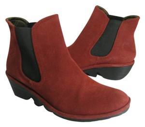 FLY London wine red Boots