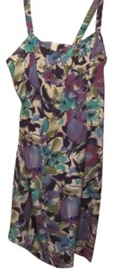 by choice short dress multi print on Tradesy