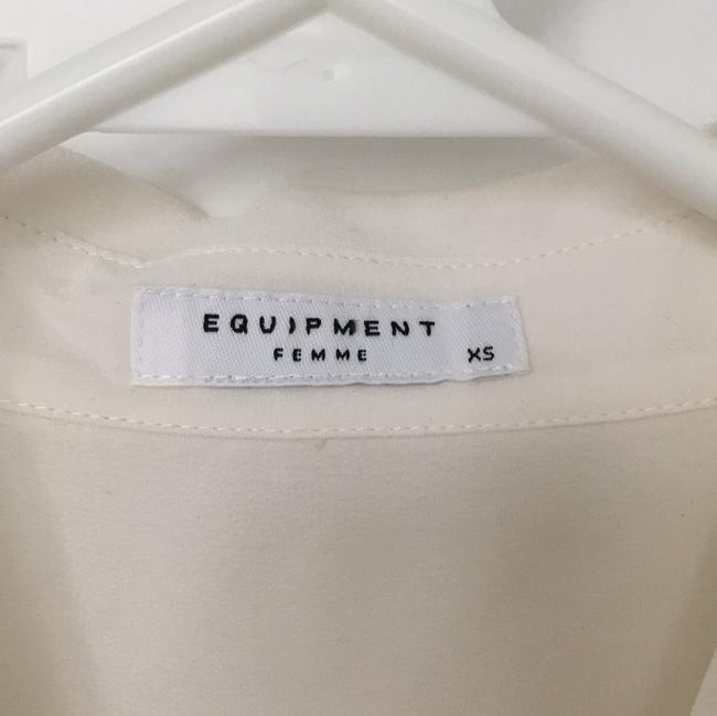 Equipment Top Pink and White