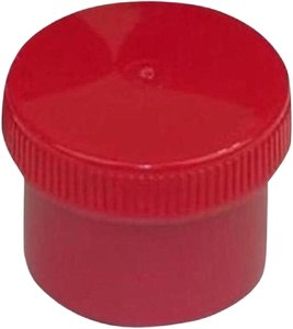 Christian Louboutin CHRISTIAN LOUBOUTIN color matched red paint for soles of LOUBOUTINS