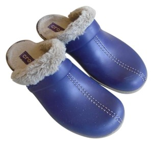 Crocs purple Mules