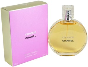 Chanel CHANEL CHANCE 3.4 FL oz / 100 ML Eau De Toilette Spray