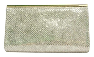 Jimmy Choo Shimmer Evening Pristine Clutch