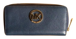 Michael Kors Michael Kors fulton wallet leather
