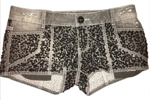 Guess Mini/Short Shorts Faded black