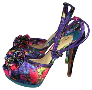 Gianni Bini Multi color Platforms