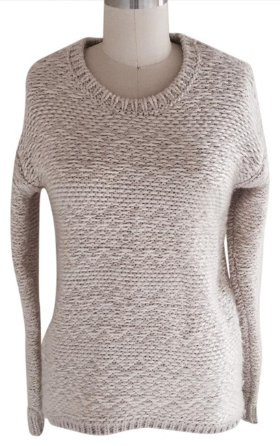 Preload https://img-static.tradesy.com/item/20811781/ann-taylor-off-white-sweater-0-1-650-650.jpg