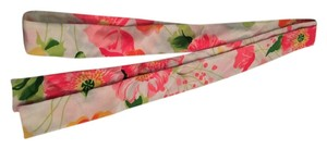Other VINTAGE NEON FLORAL SCARF