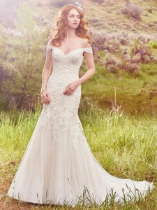 Maggie Sottero Afton Wedding Dress