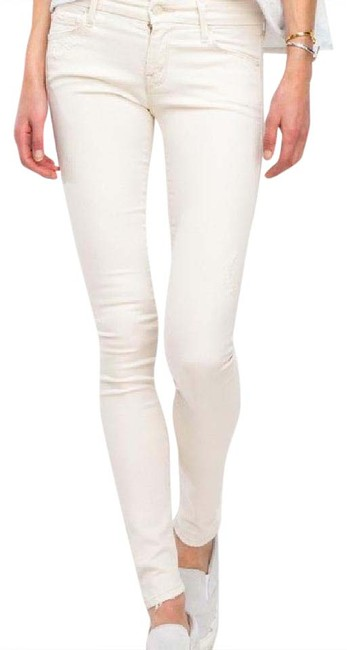 Item - Cream The Looker Bump In The Night Skinny Jeans Size 29 (6, M)