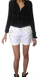 Dolce&Gabbana Beaded Shorts WHITE