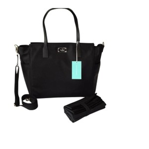 Kate Spade black Diaper Bag