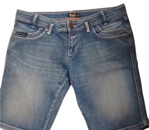 Dolce&Gabbana Denim Shorts-Light Wash