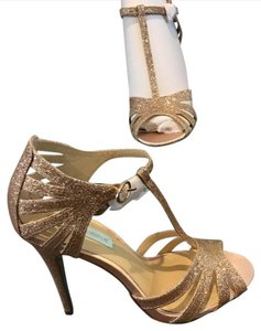 Betsey Johnson champagne Formal