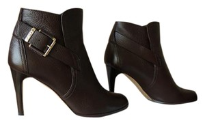 Dior Leather Ankle brown Boots