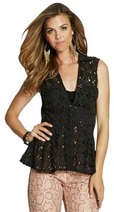 Guess Top Black