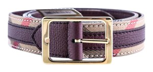 Burberry * Burberry Belt