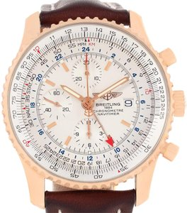 Breitling Breitling Navitimer World Rose Gold Limited Edition Mens Watch R24322