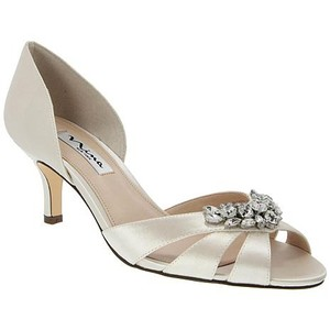 Nina Cylinda Wedding Shoes