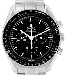 Omega Omega Speedmaster 42mm Steel Chronograph Moon Watch 3570.50.00