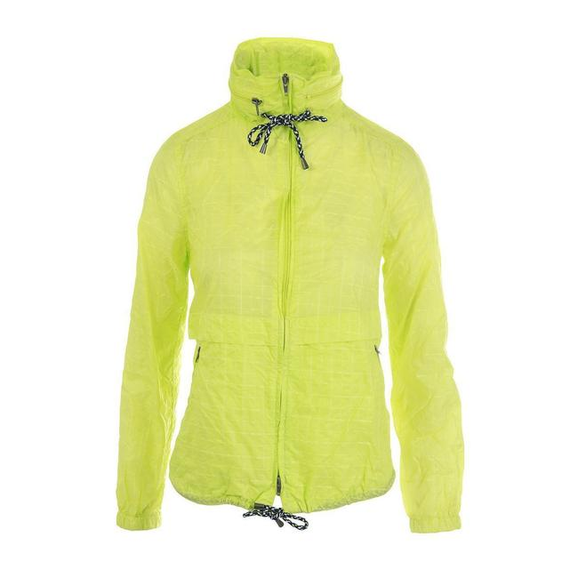 Item - Lemon Yellow XS In 1 Water Repellent Activewear Outerwear Size 0 (XS, 25)