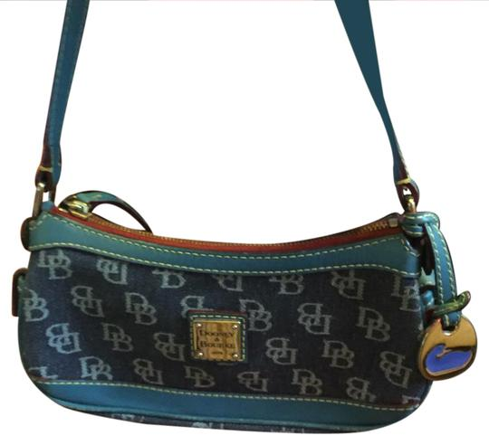 Preload https://img-static.tradesy.com/item/20813249/dooney-and-bourke-and-blue-jeansleather-hobo-bag-0-1-540-540.jpg