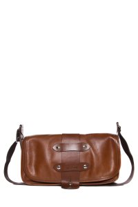 Hogan Brown Messenger Bag