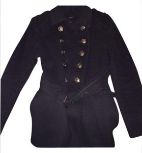 Forever 21 Belted Pea Coat