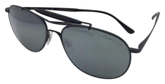 Preload https://img-static.tradesy.com/item/20813645/ralph-lauren-new-3078-p-900340-57-15-140-black-aviator-w-mirror-900340-sunglasses-0-1-540-540.jpg