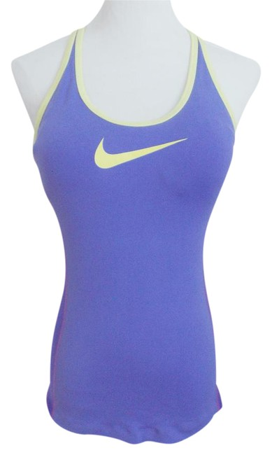 Preload https://img-static.tradesy.com/item/20813708/nike-blue-fit-dry-athletic-built-in-bra-racer-chartreuse-activewear-top-size-4-s-27-0-1-650-650.jpg