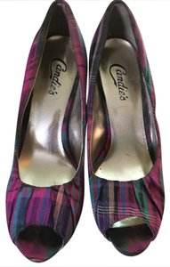 Candie's Multi color Pumps