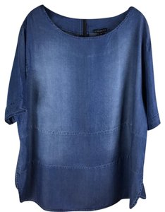 Lane Bryant Top blue