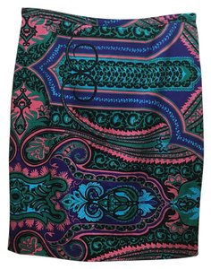 Tracy Reese Skirt Multi-Color