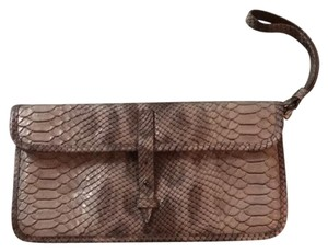 Club Monaco brown mix/brun Clutch