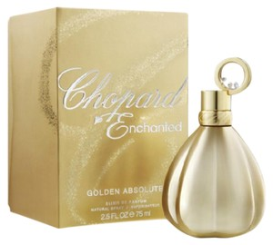 Chopard ENCHANTED GOLDEN ABSOLUTE--CHOPARD--MADE IN FRANCE