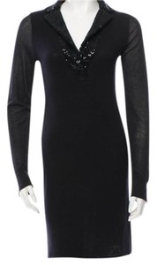 Iisli Neiman Marcus Sweater Tunic Blogger Dress