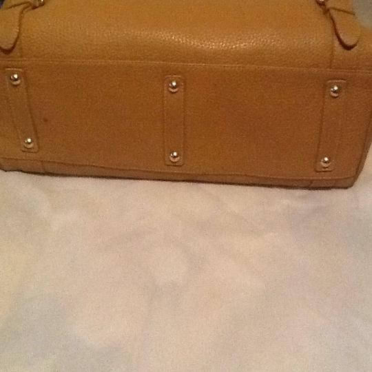 Hunting Season Satchel in mustard